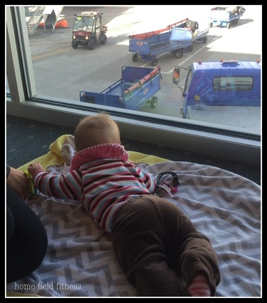 Home Field Fitness - Travel Tips for Babies