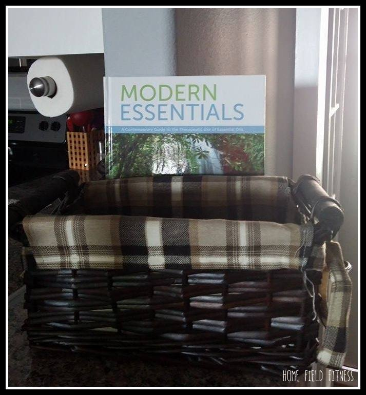 Modern Essentials - Home Field Oil Basket