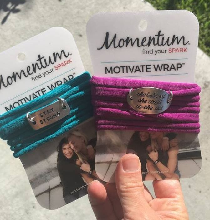 Momentum Giveaway for #StrollerStrong Virtual Run!