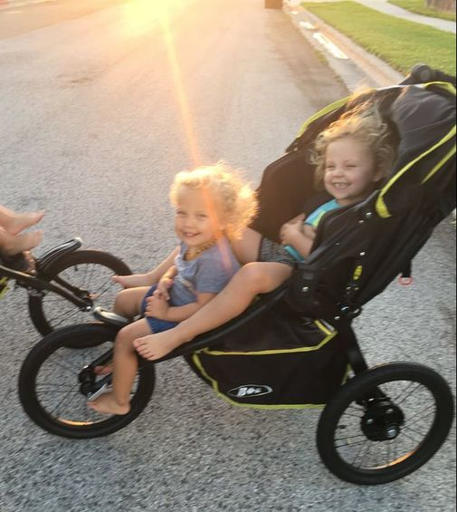 For the Love of a Stroller - the new BOB Blaze