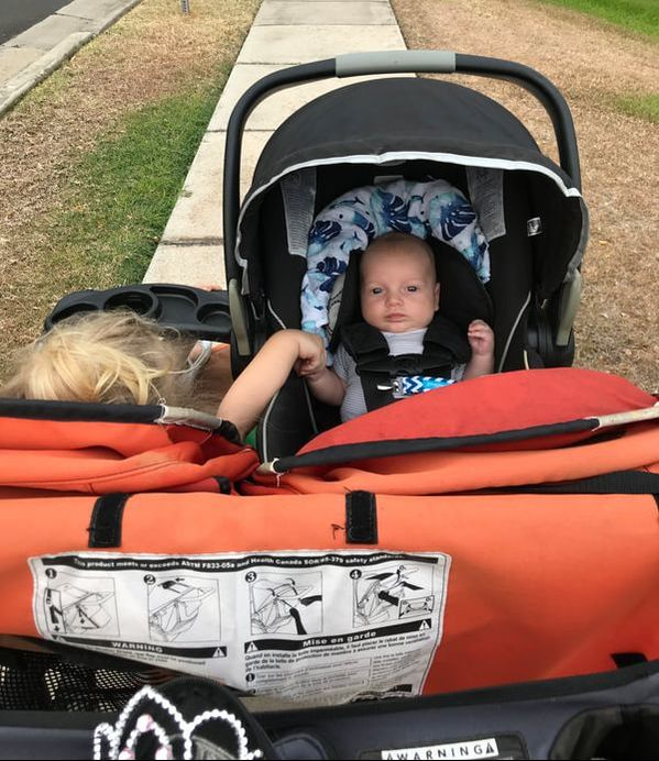 I am STRONG like MOM guest post Stroller Warriors Story