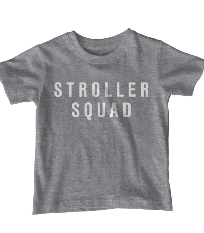 Let your squad stroll in style with these comfy toddler tees! Via Shop Grace and Grit